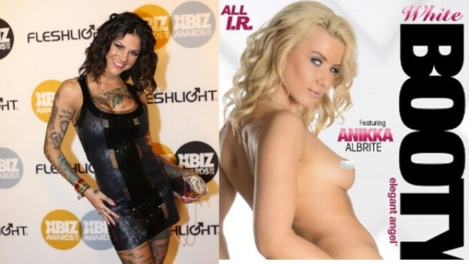 Bonnie Rotten Discusses Directing First Interracial Title