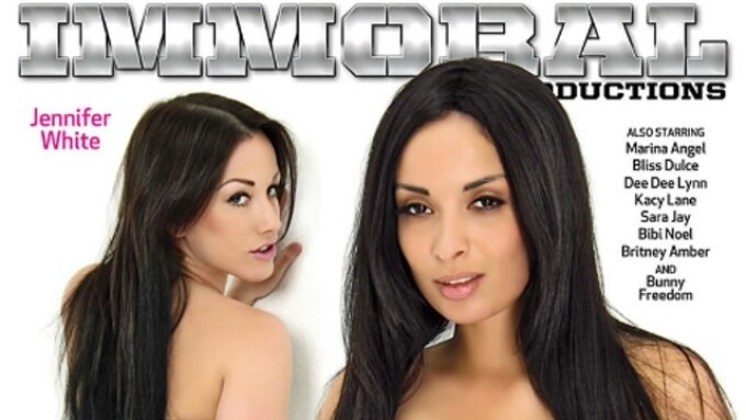 Immoral Rolls Out 'Threesomes' Series