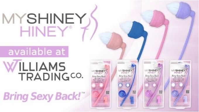Williams Trading Now Distributing My Shiney Hiney