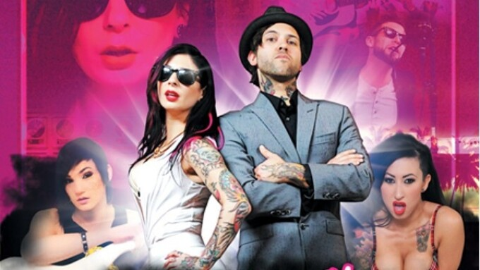 Burning Angel Announces 'Joanna Angel's Making the Band'