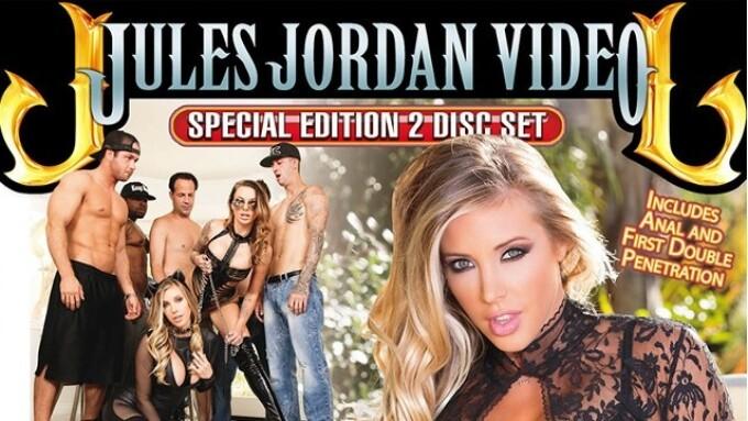 Jules Jordan Announces 'Private Fantasies of Samantha Saint'