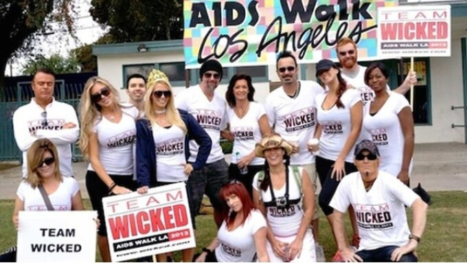 Team Wicked Returns to AIDS Walk L.A.
