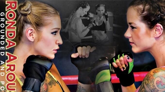Joanna Angel's Ronda Rousey Parody Debuts