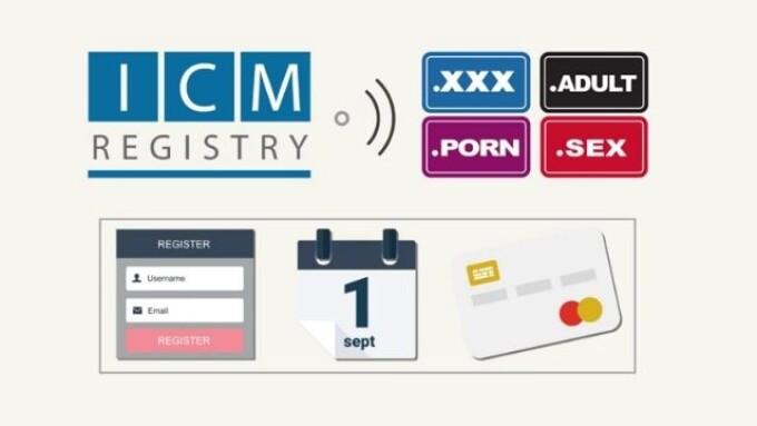 ICM Registry Launches .Sex Tomorrow