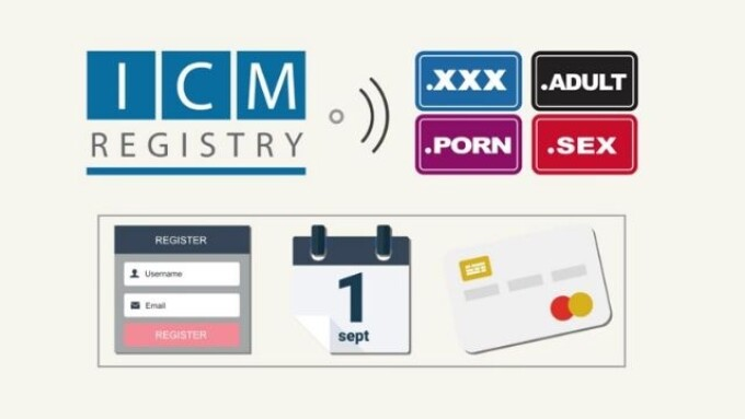 ICM Registry Launches .Sex Tomorrow