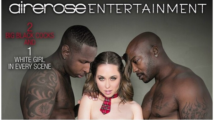 Airerose Entertainment Ships 'Interracial Ambush' This Week