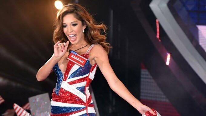 Topco's Farrah Abraham Takes on U.K.'s 'Big Brother' Reality TV Show