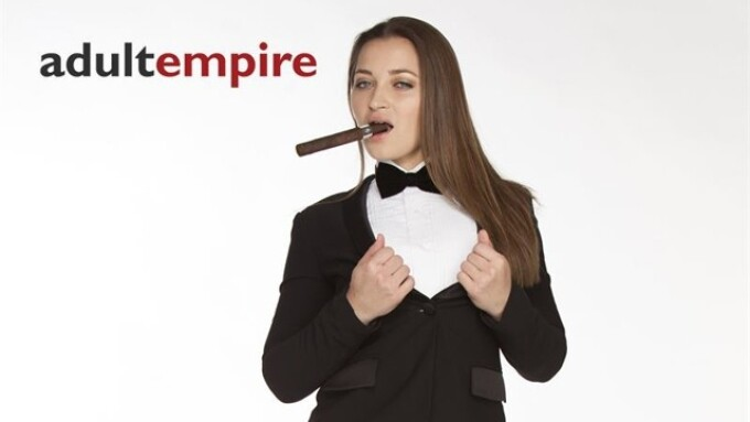 Adult Empire Crowns Dani Daniels Winner of the 'Empire Girl' Contest