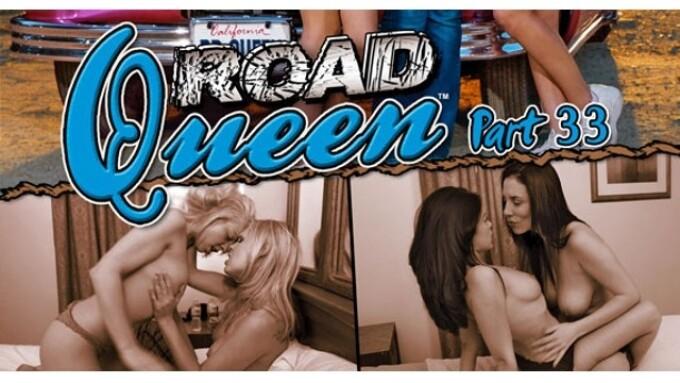 Girlfriends Films Releases 'Road Queen: Part 33'