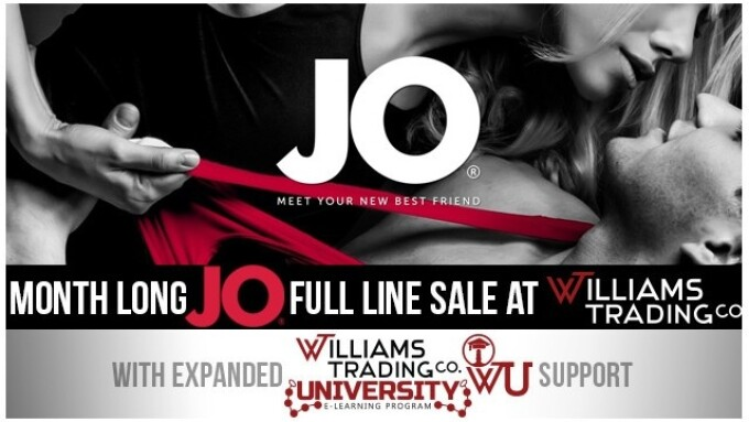 Williams Trading Offers System JO Course