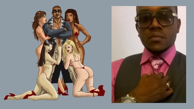 Moe Johnson to Launch Animated Superhero Series