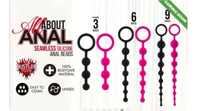 Hustler Toys Set to Ship New Anal Beads
