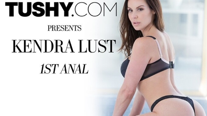 Kendra Lust Does First Anal Scene for Tushy.com, Crowned 'Miss Tushy'