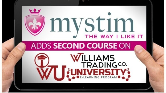Williams Trading University Adds 2nd Mystim Course