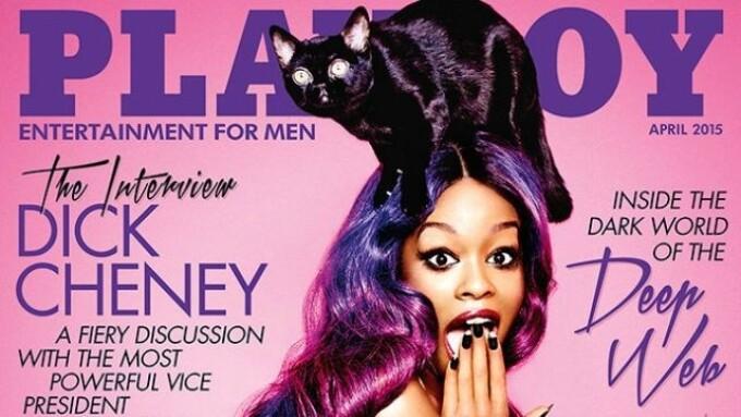 Playboy Sues Site for Posting Nude Azealia Banks Pics