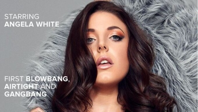 Angela White Discusses the Making of 'Angela 2'
