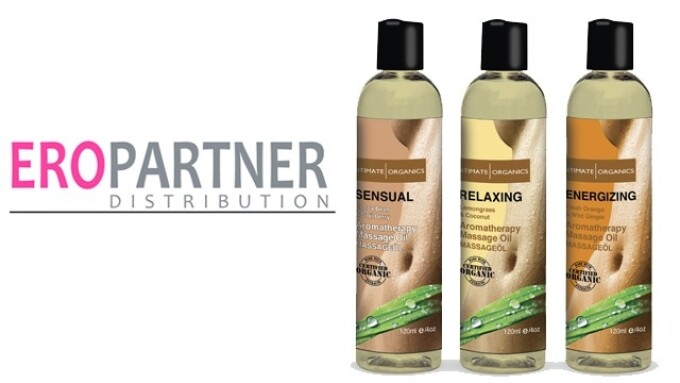 Intimate Organics Line Now Available From EroPartner