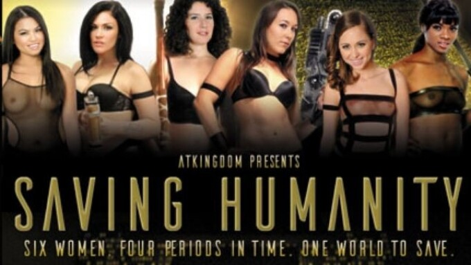 HotMovies.com Streaming 'Saving Humanity' Through Sept. 29
