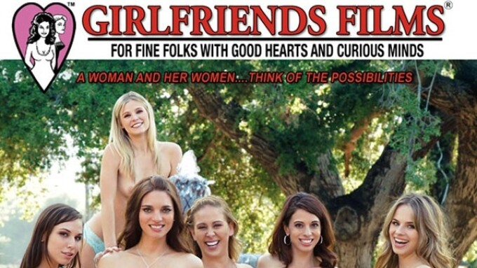 Mindi Mink Stars in 2 New Girlfriends' DVDs