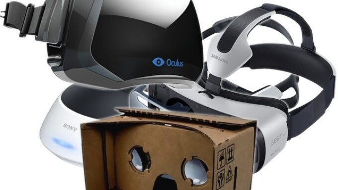 Report: Virtual Reality Headset Shipments to Hit 30 Million by 2020