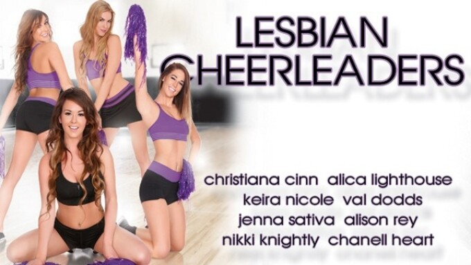 Zero Tolerance Set to Release 'Lesbian Cheerleaders'
