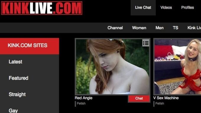Kink.com Signs Deal With Flirt4Free for Kink Live