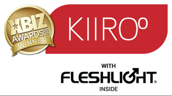 Kiiroo Partners With VirtualRealPorn.com