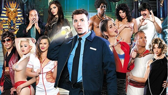 Smash Pictures Releases 'Night at the Erotic Museum'