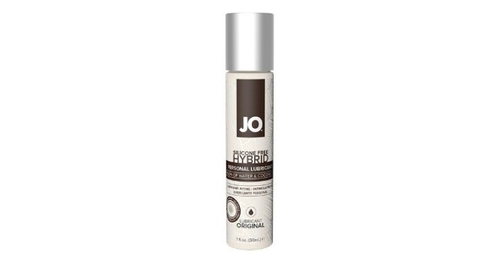 Nalpac Now Offering System Jo Silicone-Free Hybrid Lube