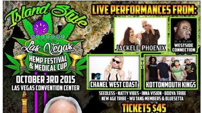 Nikki Phoenix, JackEL to Headline Las Vegas Hemp Fest