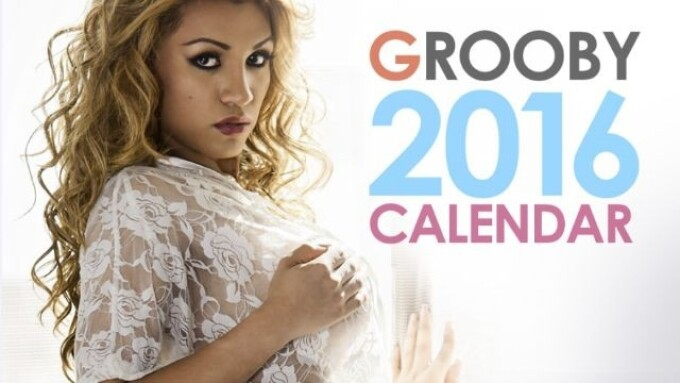 Grooby Releases 2016 Calendar Featuring 12 TS Stars