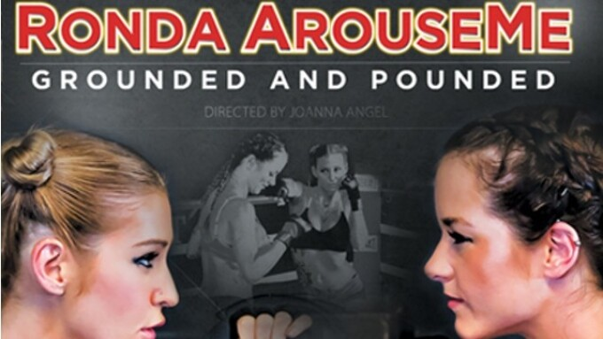 Burning Angel Releases Ronda Rousey Porn Parody