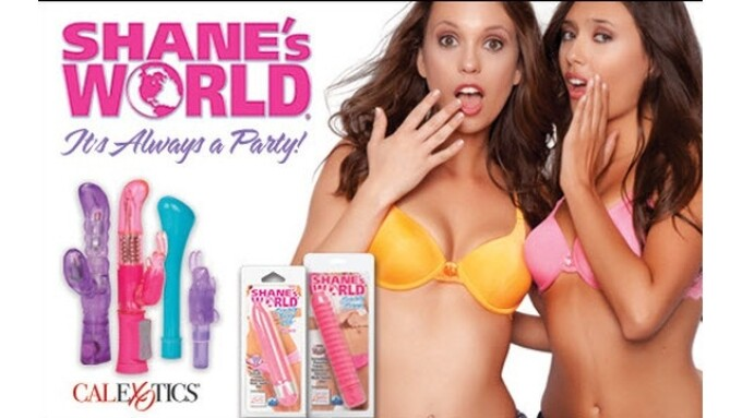 CalExotics Releases New Shane's World Items