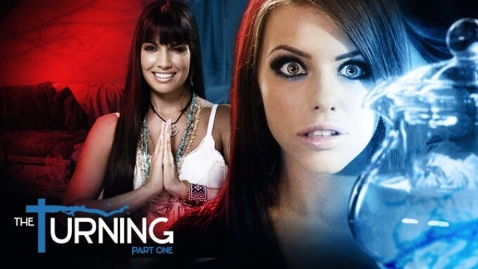 Girlsway Premieres New Series, 'The Turning'