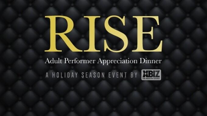 XBIZ Announces RISE: Adult Performer Appreciation Dinner