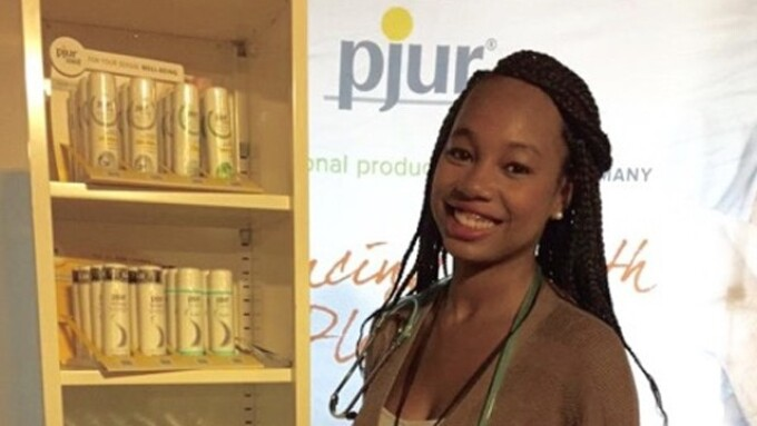 pjur Group Reports Successful SHE NYC Outing