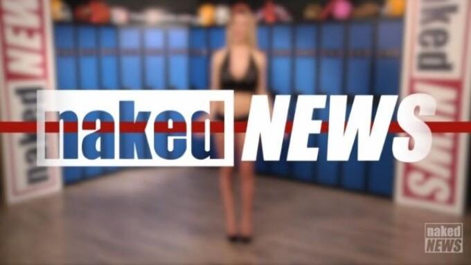 'Naked News' Segments Now Daily on Vivid Radio