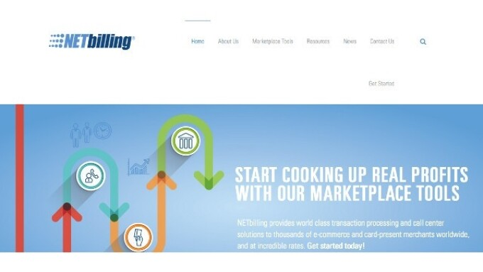 NETbilling Unveils New Informational Site