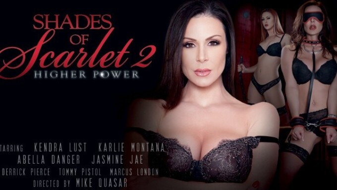 'Shades of Scarlet 2' Streets Today
