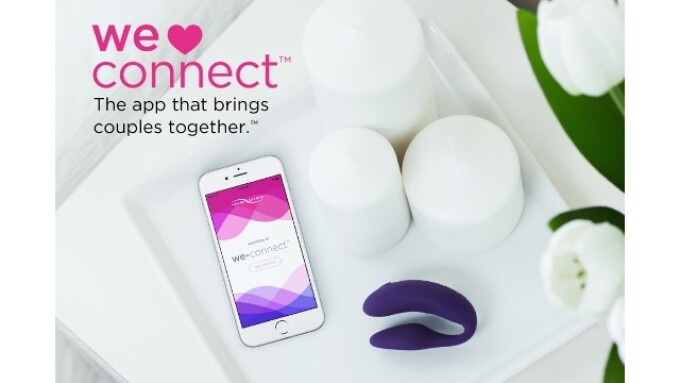We-Vibe Launches Redesigned We-Connect App