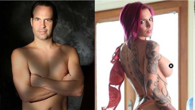 Anna Bell Peaks Debuts on ErotiqueTVLive Tonight