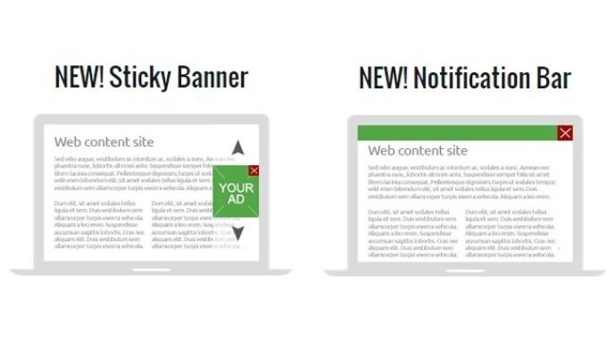 ExoClick Launches 2 New Desktop Ad Formats