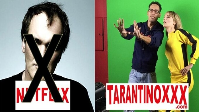 Tarantino XXX Launches Streaming Service Site