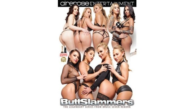 Airerose's 'Buttslammers' Receives XBIZ Editor's Choice