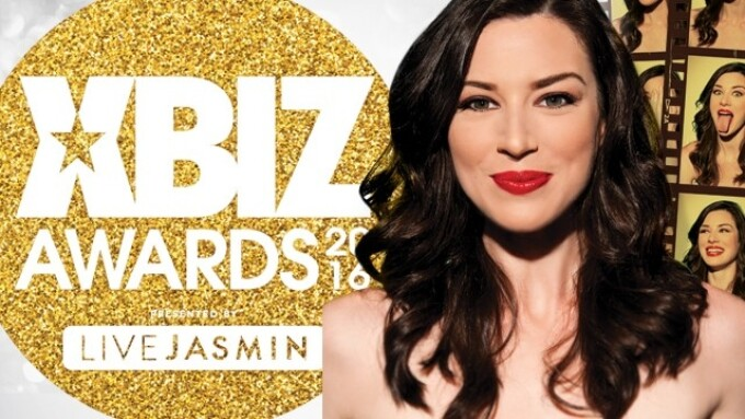 XBIZ Fields Record Pre-Nominations for 2016 XBIZ Awards