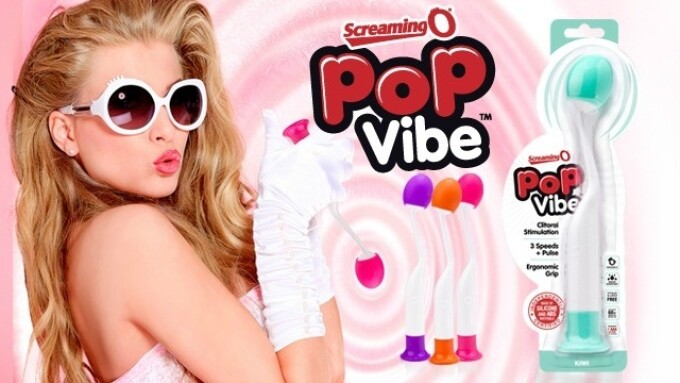The Screaming O Now Shipping PoPVibe