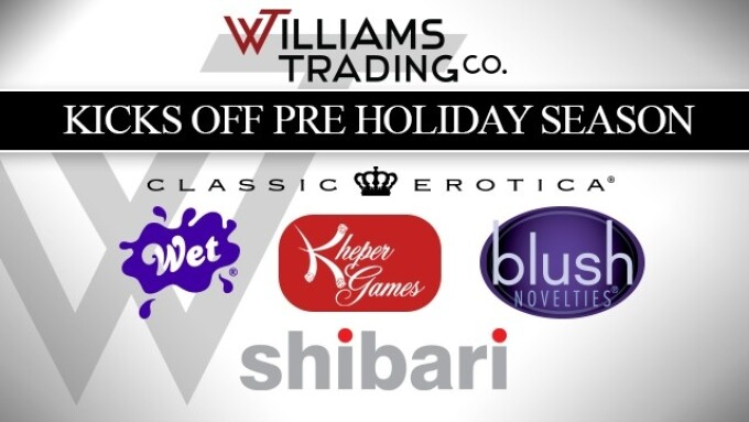 Williams Trading Offering Pre-Holiday Sale