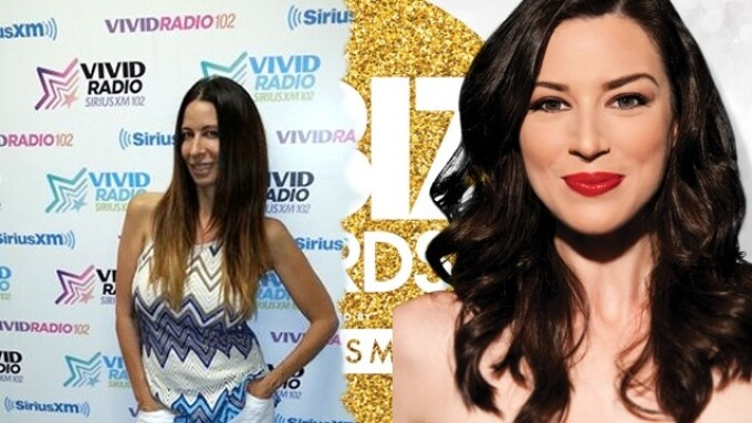 Stoya to Appear on Vivid Radio Tuesday With Christy Canyon
