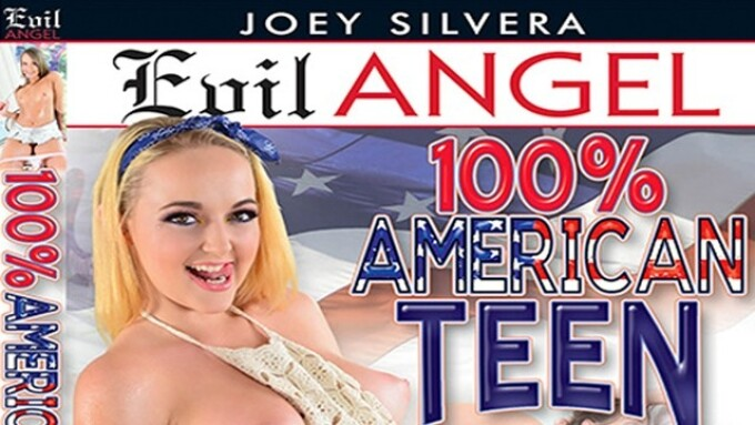 Evil Angel Debuts Joey Silvera's '100% American Teen'