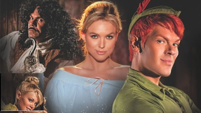 Video: 'Peter Pan XXX' Trailer Debuts